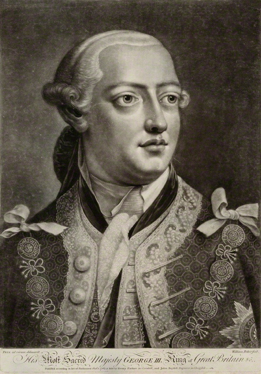 king george iii essay